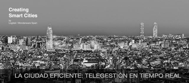 La ciudad eficiente: telegestión de instalaciones