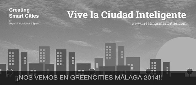 Greencities Málaga 2014