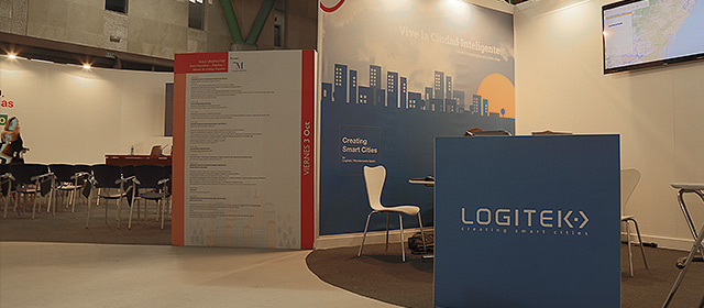 Stand Creating Smart Cities