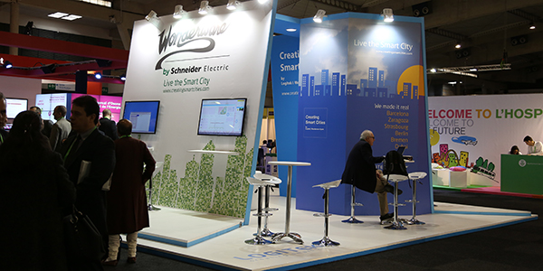 Creating Smart Cities by Logitek Stand