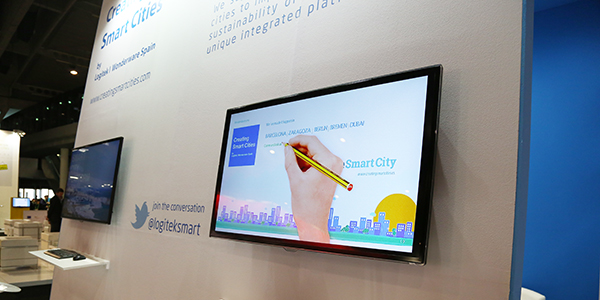 Creating Smart Cities Stand